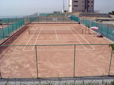 1374 باشگاه تنیس توچال