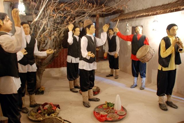 1422 موزه مردم شناسی علی آباد