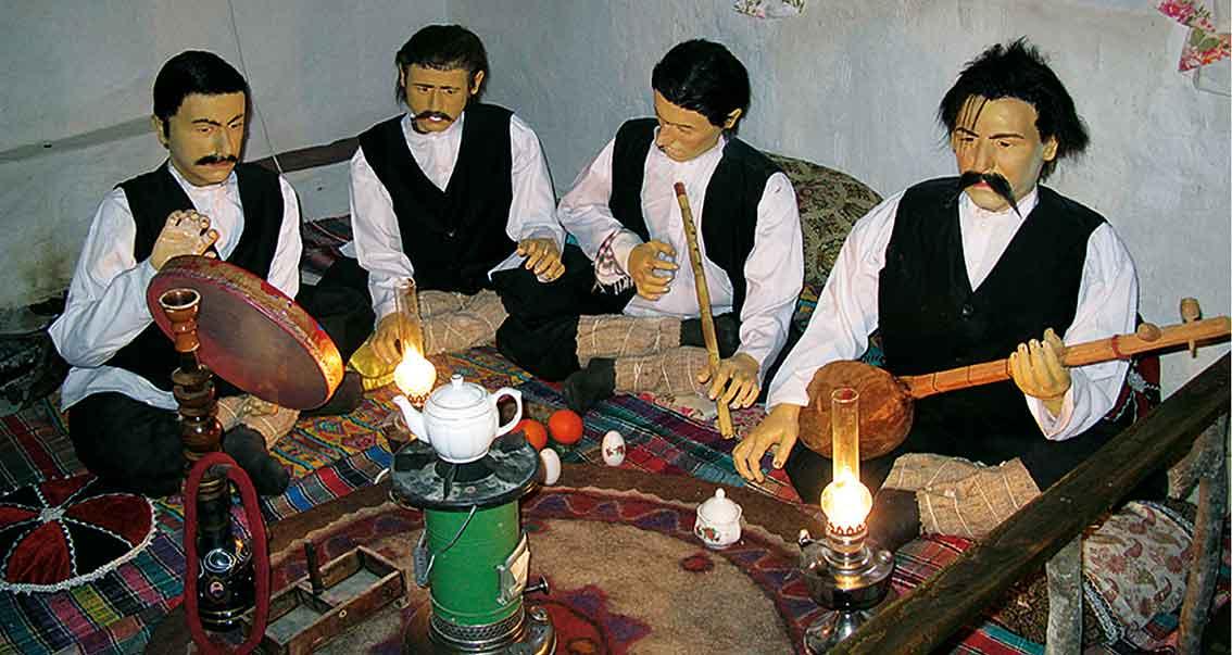 1425 موزه مردم شناسی علی آباد