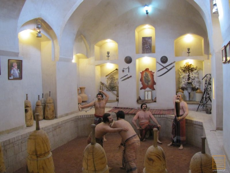 14 موزه میراث پهلوانی بیرجند