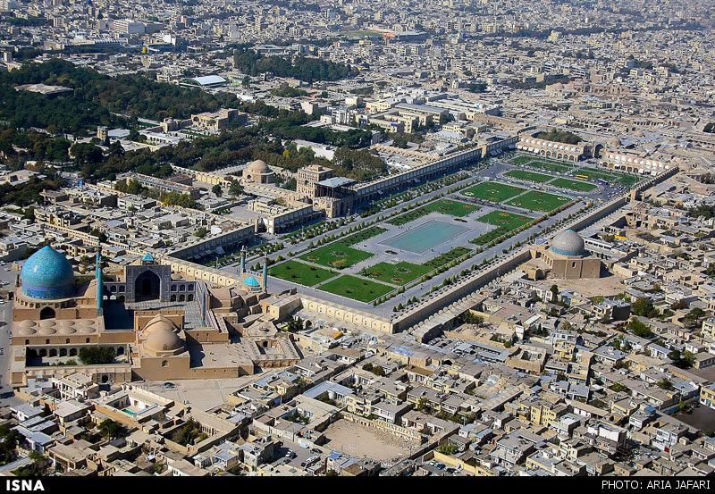 1453 اصفهان پایتخت گردشگری جهان اسلام میشود