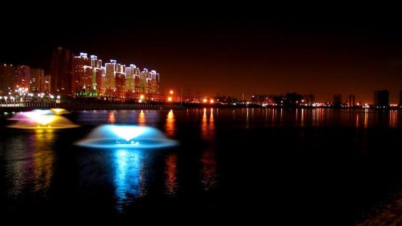 هواسناسی دریاچه مصنوعی شهدای خلیج فارس | جاذبه های گردشگری ایران