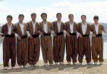 مراسم جشن ازدواج در استان ایلام