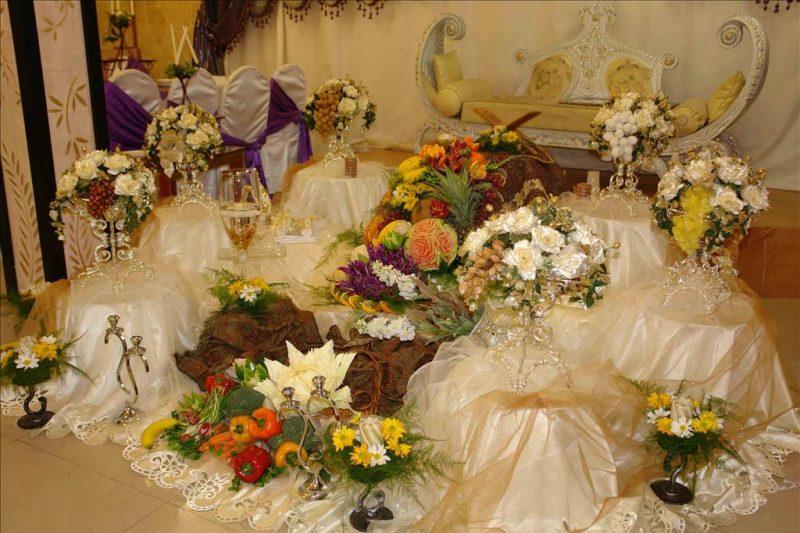 جشن عروسی در یزد