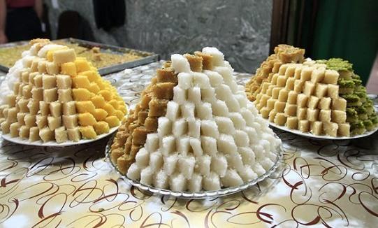 سوغاتی یزد