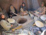پخت نان محلی کهگیلویه و بویراحمد