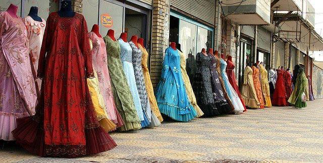 پوشاک محلی کهکیلویه و بویراحمد