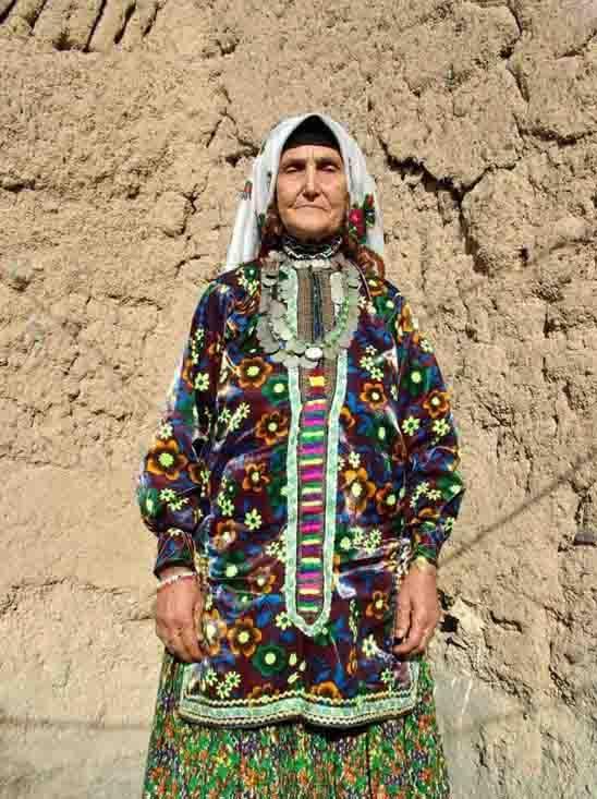 لباس محلی سمنان