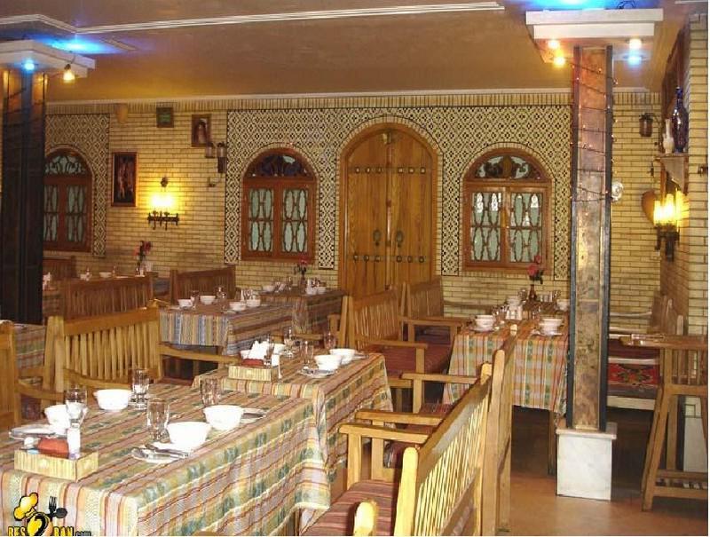 17 رستوران شاطر عباس شیراز