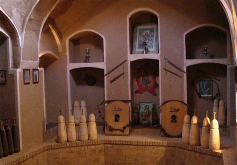 17 موزه میراث پهلوانی بیرجند