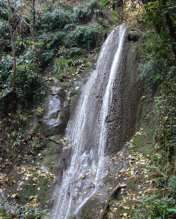 17 آبشار نومل