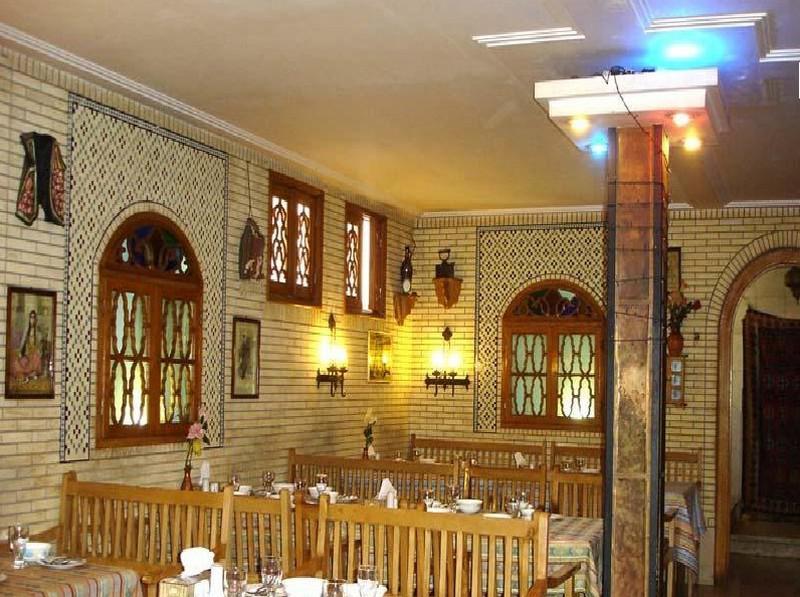 18 رستوران شاطر عباس شیراز