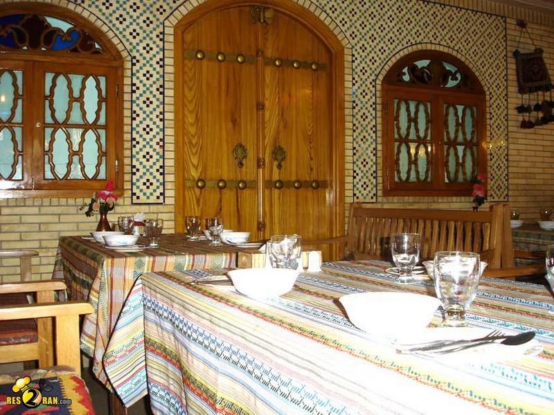 19 رستوران شاطر عباس شیراز
