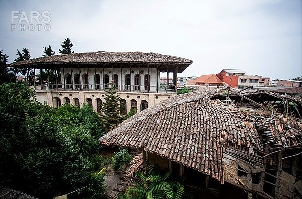 خانه سردار جلیل ساروی