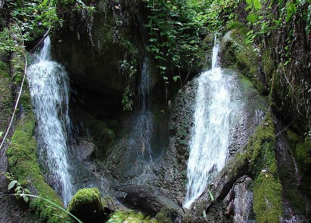 21 آبشار نومل