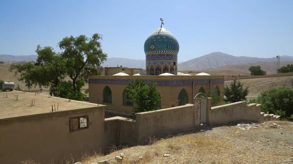 2 امامزاده سیدمحمد (ع)- ایلام