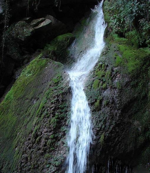 22 آبشار نومل