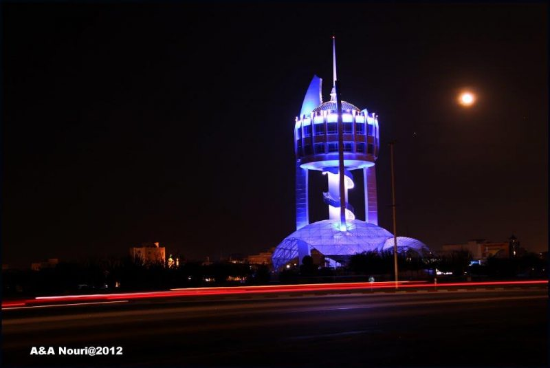 25 برج گرگان