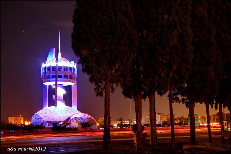 26 برج گرگان