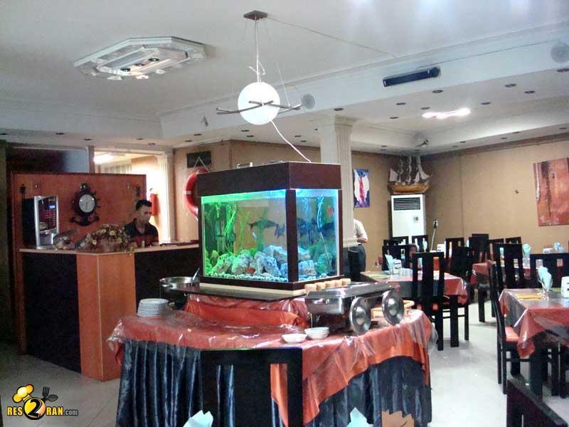 3 رستوران گمبرون شیراز