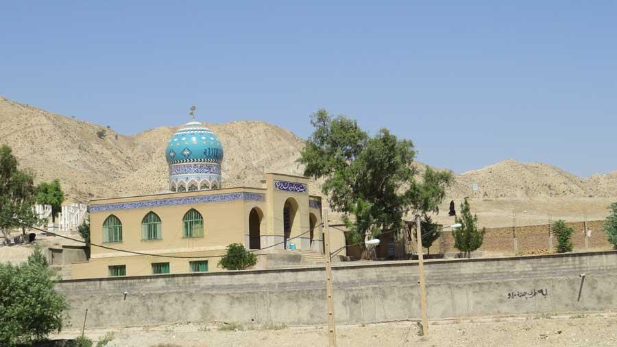 3 امامزاده سیدمحمد (ع)- ایلام