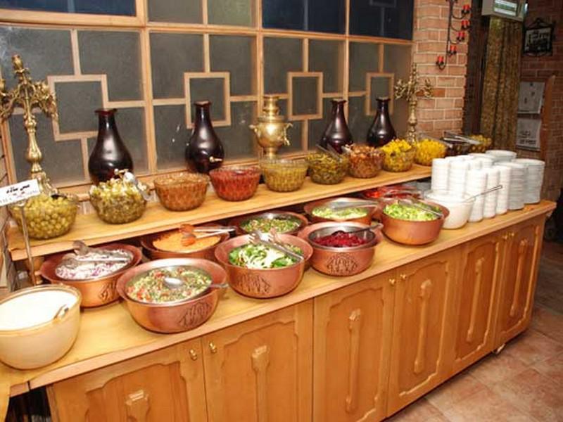 33 رستوران صوفی