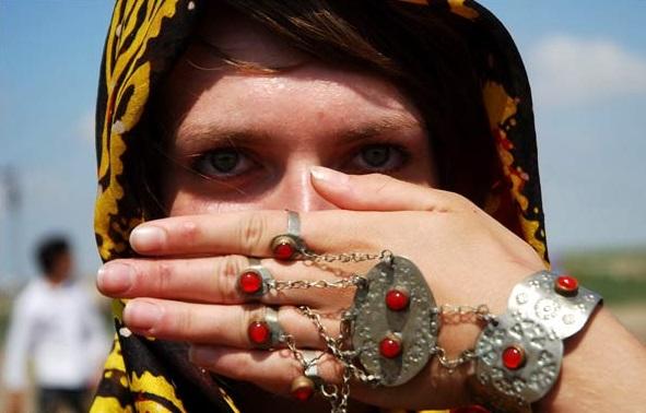 لباس محلی استان گلستان