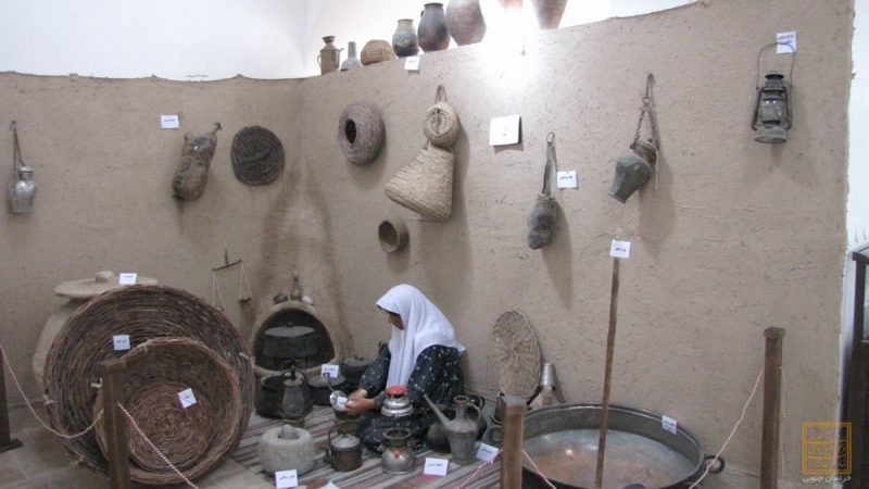 38 موزه مردم شناسی فردوس
