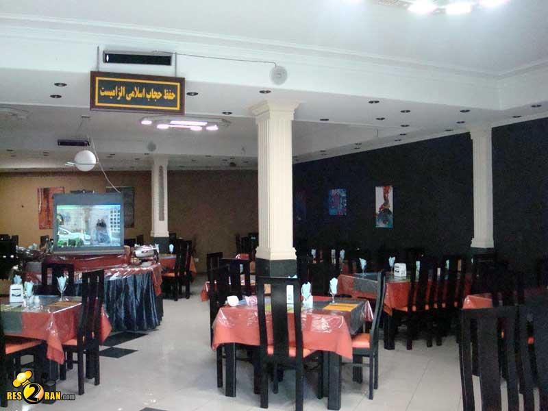 4 رستوران گمبرون شیراز