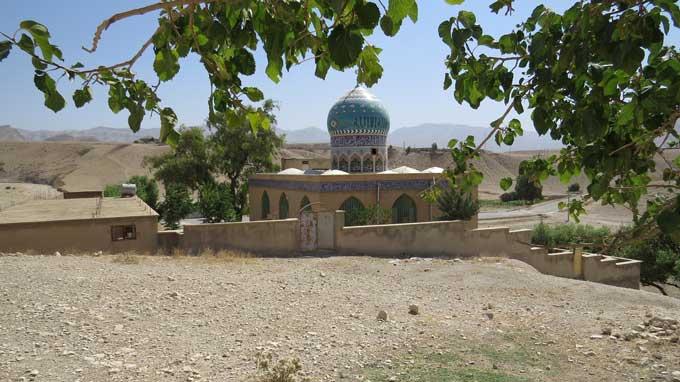 4 امامزاده سیدمحمد (ع)- ایلام