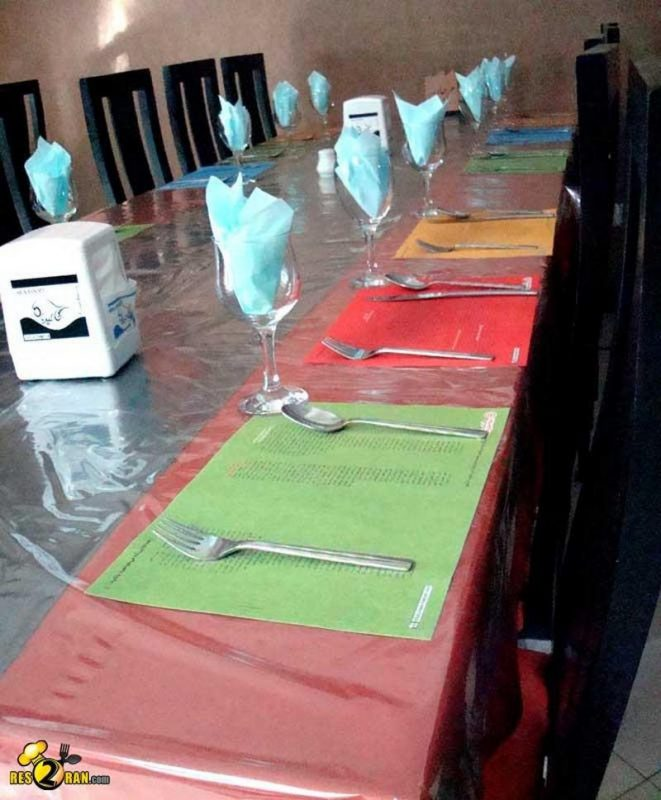 6 رستوران گمبرون شیراز