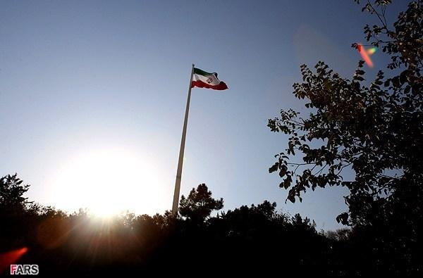 بلندترین برج پرچم ایران