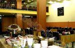 رستوران هتل تهرانی