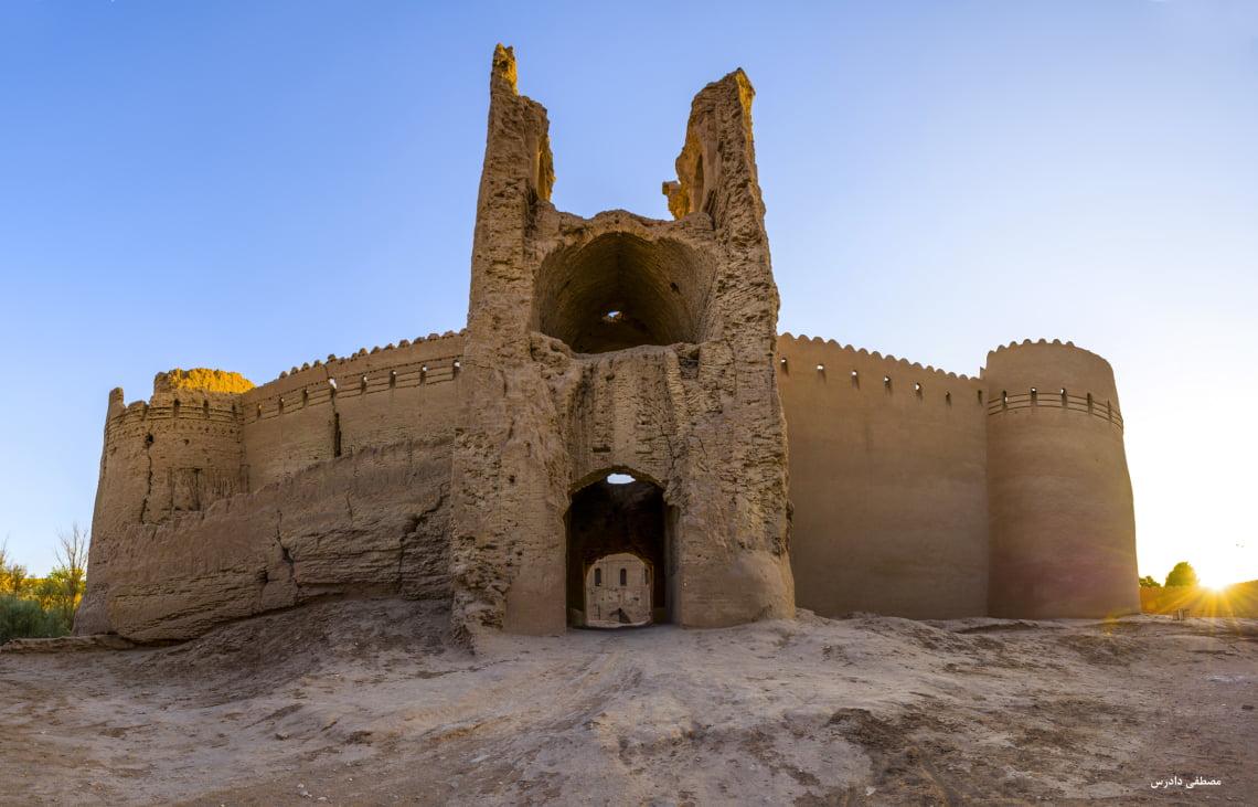 قلعه ابرند آباد قلعه ابرند آباد