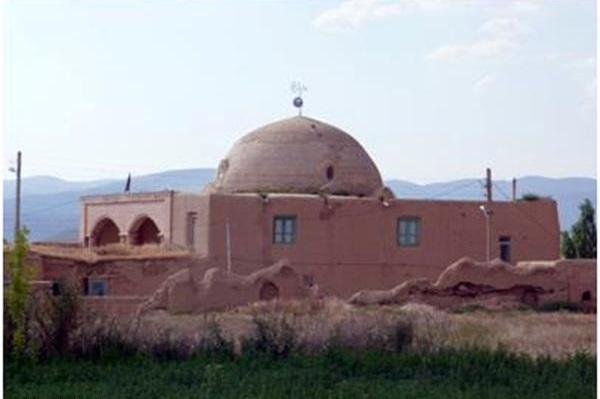 17 مسجدجامع روستای آغولبیک