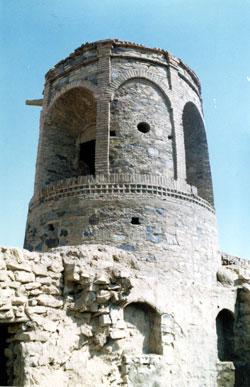 کاروانسرای علی آباد مهریز