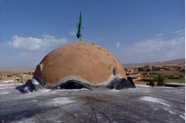 19 مسجدجامع روستای آغولبیک