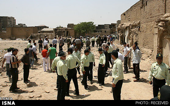 1929 قلب بافت تاریخی تهران زیر تیغ شهرداری