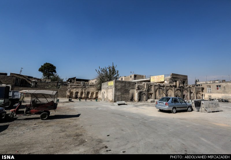 1930 قلب بافت تاریخی تهران زیر تیغ شهرداری