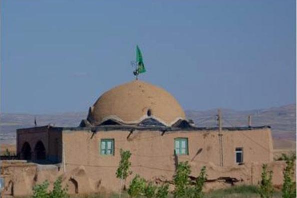 20 مسجدجامع روستای آغولبیک