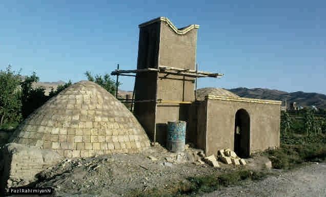 آب انبار بوستان