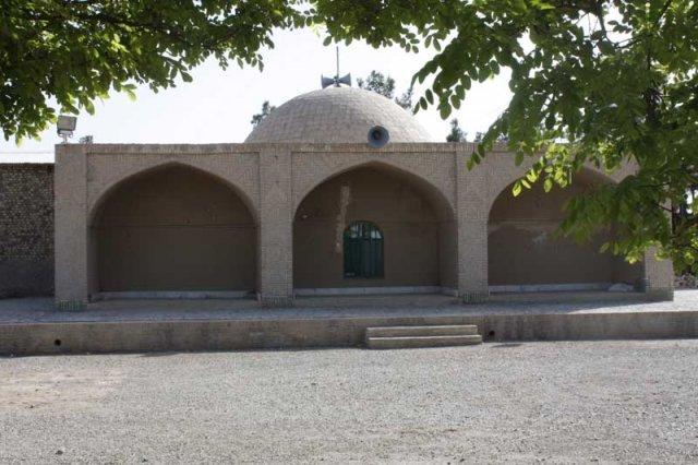 مقبره ملا عبدالله بهابادی