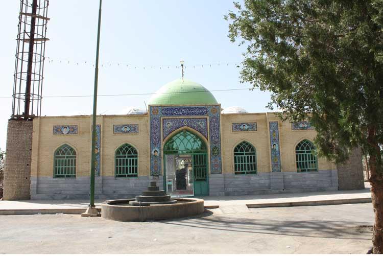 2142 امامزاده شاه صفی الدین محمد