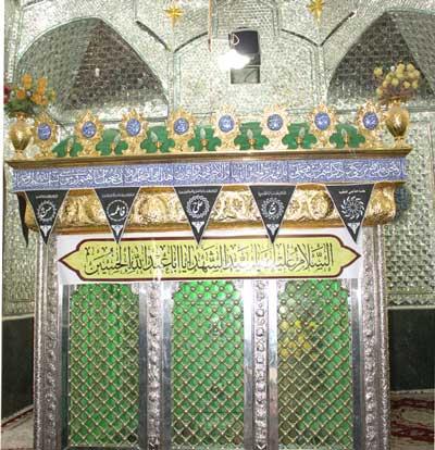 2144 امامزاده شاه صفی الدین محمد