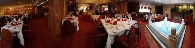 9 رستوران گل سرخ یزد