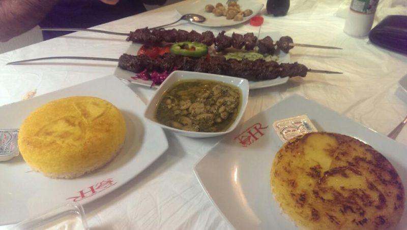 حسن ر 8 رستوران حسن رشتی