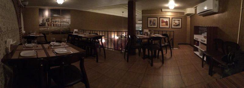 رستوران ایتالیایی دلژین همدان