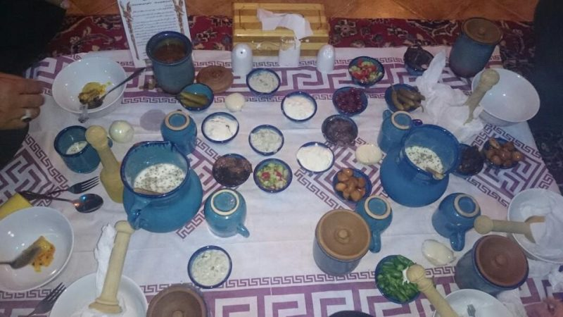رستوران آریاییان همدان