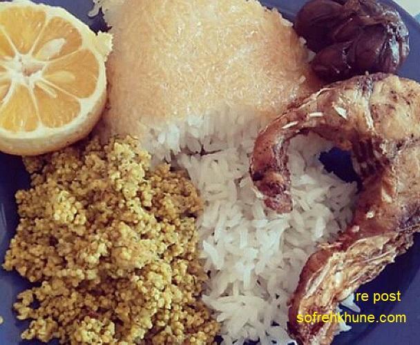 دی بی جا خوراک تودلی ماهی