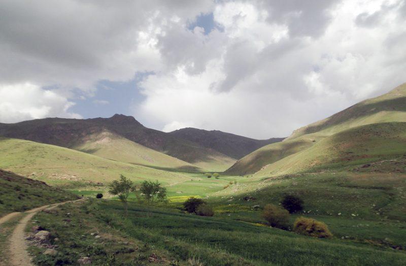 2153 روستای چرمله